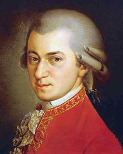 До Мажор Моцарт